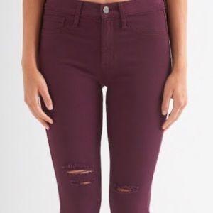 NWT GAP High Stretch Easy Leggings Jeans - 26